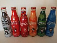 2008 BEIJING  OLYMPICS GAME COKE BOTTLES FORM MEXICO