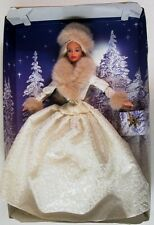 Winter Evening Blonde Barbie Doll (Special Limited Edition) [NO BOX]