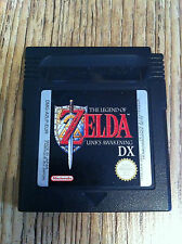 THE LEGEND OF ZELDA LINK'S AWAKENING DX NINTENDO GAME BOY COLOR GAMEBOY COLOUR