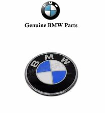 "BMW 323Ci 325Ci 330Ci M3 Convertible Emblem ""Roundel"" for Trunk Lid Genuine"