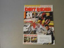 APRIL 1999 DIRT RIDER MAGAZINE,KTM 300E/XC,SX MADNESS,MCGRATH,FACTORY BIKES,AMA
