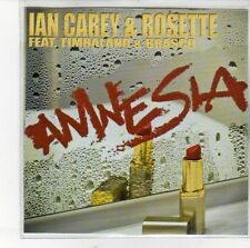 (EH207) Ian Carey & Rosette ft Timbaland & Brasco, Amnesia - DJ CD