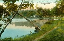 Angola,IN. Lake View in Steuben County