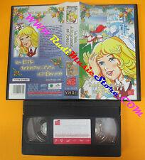 VHS film LA BELLA ADDORMENTATA NEL BOSCO animazione 2003 AVO FILM (F126) no dvd