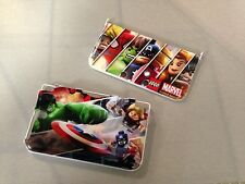 Lego Marvel Hard Case Cover For OLD NINTENDO 3DS XL - FAST SAME DAY SHIPPING