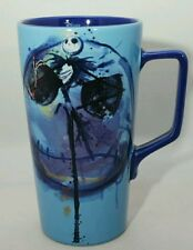 JACK SKELLINGTON Ceramic Blue Cup Mug DISNEY NIGHTMARE BEFORE CHRISTMAS Gift