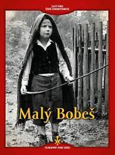 Maly Bobes (Der kleine Bobesch) DVD (digipack) Czech family movie 1961