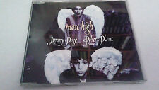 "JIMMY PAGE ROBERT PLANT ""MOST HIGH"" CD SINGLE 2 TRACKS"