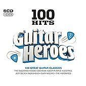 Various - 100 Hits Guitar Heroes (2013)  5CD Box Set  NEW/SEALED  SPEEDYPOST
