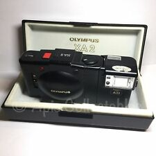 ⭐️Vintage OLYMPUS XA2 A11 35mm Film Point Shoot CULT JOURNO CAMERA mju Japan ⭐️