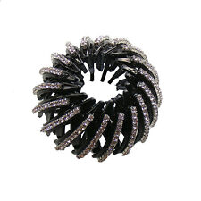 Hair Accessory - Rhinestone Ponytail Holder (STS054)
