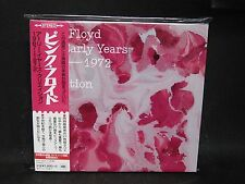 PINK FLOYD The Early Years 1967-1972 Cre/ation JAPAN 2CD Roger Waters Sid Barret