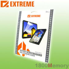 Extreme Screen Protector Guard 2Pack for HTC HD7 Clear Film Anti Glare Anti UV