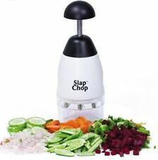 New slap chop slicer vegetable food cutter tool chopping fruit kitchen machine