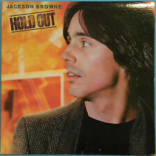JACKSON BROWNE - HOLD OUT, 1980 ASYLUM RECORDS SE-511