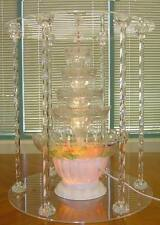 5 Tier Champagne Punch Beer Soda Water Party Drink Fountain & Wedding Cake Stand