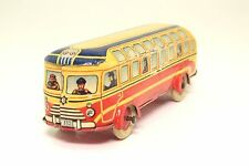 Blechspielzeug tin toy penny toy - GF-332 Georg Fischer Bus Western Germany