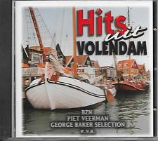 V/A - Hits uit Volendam CD Album 12TR 1998 BZN Piet Veerman George Baker CATS