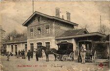CPA Parc St-Maur - 57 - La Gare (390338)