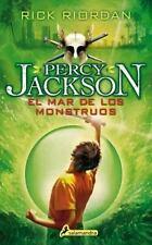 Percy Jackson 02. El mar de los monstruos (Percy Jackson Y Los Dioses Del...