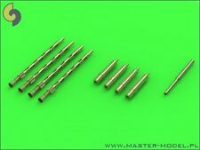 20mm HISPANO, .303 BROWNING BARRELS & PITOT TO MOSQUITO MK.II/FB.VI 1/48 MASTER