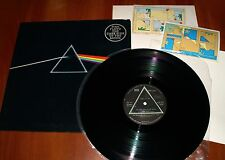 PINK FLOYD DARK SIDE OF THE MOON LP VINYL LTD PORTUGAL PRESS 1973 POSTER STICKER