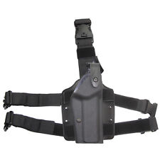 Tactical Hunting Paintball Pistol Leg Gun Holster Belt Colt 1911 Outdoor Game