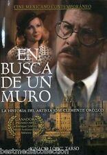 En Busca De Un Muro DVD NEW Ignacio Lopez Tarso Factory Sealed!