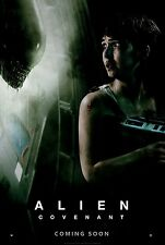 ALIEN COVENANT ORIGINAL 2017 MOVIE POSTER DS Advance D 27x40