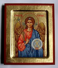 Ikone Erzengel Rafael Engel Raffael Icone Icon Angel Ikona Ikonen orthodox Icoon