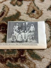 M5-2 Ephemera 1918 Picture Raymede Day Nursery Ladbroke Grove