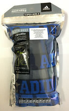New Adidas 6 x Boxer Brief Mens Underwear Blue Size Large Accessories Clothing