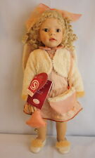 "GOTZ Noelle 23"" Doll Elisabeth Lindner Made in Germany 2002"