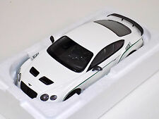 1/18 GT Spirit Bentley Continental GT3-R White GT121