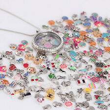 50pcs 2016 Hot Fashion Floating Charm BIG DEAL for Glass Living Memory Locket