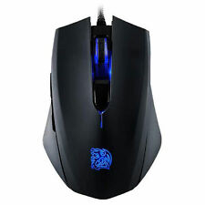 Thermaltake MO-TLB-WDOOBK-01 TALON Blu 3000DPI Optical Gaming Mouse (Retail Pkg)