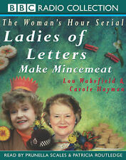 Ladies of Letters Make Mincemeat by Carole Hayman lou wakefield (CD-Audio, 2003)