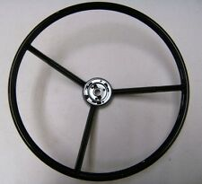 1961 - 1970 Ford Pickup Truck & 1960 - 1963 Falcon Gloss Black Steering Wheel