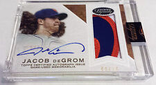 2016 Topps Dynasty Jacob DeGrom Patch Auto 9/10