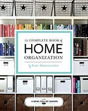 Total Home Organization Manual by Toni Hammersley and abowlfulloflemons.com...