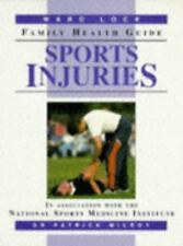 Sports Injuries (Ward Lock Family Health Guide), Patrick Milroy, Acceptable Book