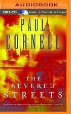 James Quill: The Severed Streets 2 by Paul Cornell (2015, MP3 CD, Unabridged)