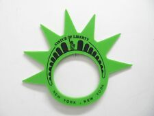 Statue of Liberty Foam Crowns Souvenirs from New York Gift Shop