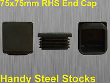 Fence Post Cap Square Tube End Quality Suits 75x75mm Tube RHS Pipe End Cap