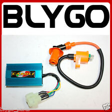 Racing CDI UNIT Coil GY6 125cc 150cc 250cc Scooter Quad Dirt Bike ATV Dune Buggy