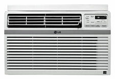 LG LW8015ER - 8,000 BTU Window A/C: Remote & Window Accessories Included
