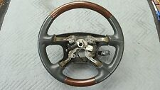 2001 2002 Mitsubishi Montero Limited Steering Wheel OEM MR510987 VERY NICE PART!