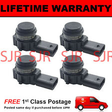 FOR FIAT 500 2012 On 4X 3 PIN PDC PARKING REVERSING SENSORS 4PS6407