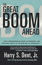 Great Boom Ahead: YOUR COMPREHENSIVE GUIDE TO PERSONAL AND BUSINESS-ExLibrary