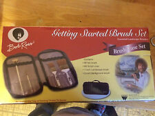 Bob Ross getting started brush set brand new